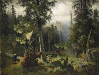 björnjakt i dalarna by olof arborelius