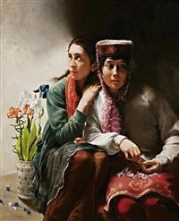塔什干之花 (flowers of tashkent) by liu sheng