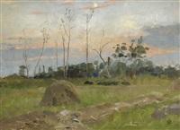 landskap by richard (sven r.) bergh