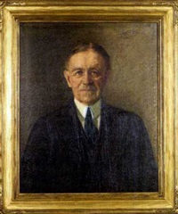portrait of henry brewer quimby by leslie emmet