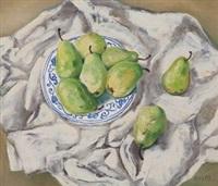 南国的甜梨 by ren chuanwen