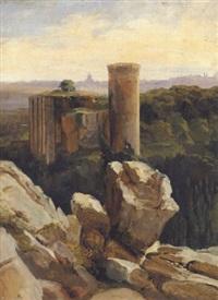 castelli romani by léon-auguste mellé