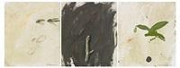 spår (triptych) by lennart aschenbrenner