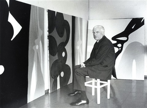 ernst wilhelm nay by gerold jung