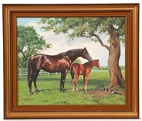 peter a. smith, thoroughbreds by peter smith