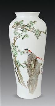flower and bird by tu xusheng