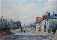 rue de l'isle adam by georges rose
