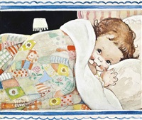 bedtime by mabel lucie attwell