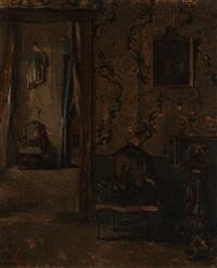 intérieur mit rokokomobiliar by ethel sands
