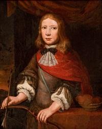 porträt eines knaben by wallerant vaillant