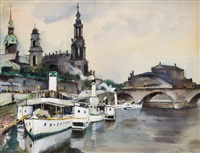 dresden by rudolf jacobi