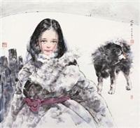 少女桑吉 by ai xuan