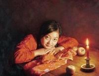 烛光 by xu guijun