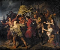 the capture of count helffenstein (gefangennahme des grafen helffenstein) by gustav ferdinand metz