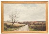 carmunnock landscape by norman m. macdougall