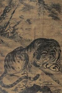 tiger by ji shan