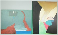 abstract studies (2 works) by david hare