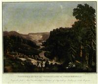tistedals elven fra veedengaard til frederikshald (after c.a. lorentzen) by heinrich august grosch