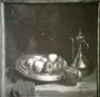 still life by charles pickering townsley