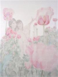 后花园 (back garden) by xu hualing