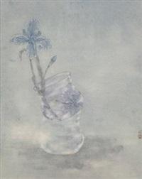 瓶花6号 by lei miao