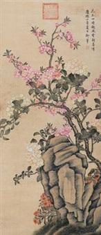 繁花图 by emperor xuantong