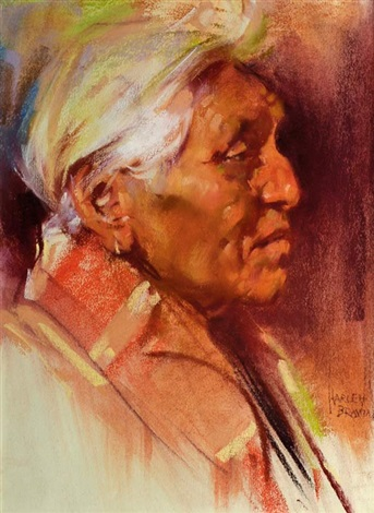 old man by harley brown