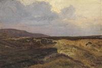 sandgrube am wilseder-berg by anton asmussen