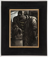 the noble dosser by peter howson