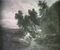une maison dans la vallee de rhone by augustin roger