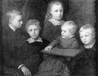 die fünf kinder der familie freytag by lorenz vogel