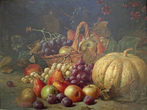 autumns bounty by henry charles bryant