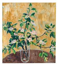 apfelblüten by carl-erich arabin