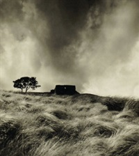 top withens near haworth, yorkshire (from the calder valley series) by fay godwin