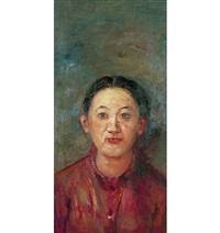 人像 (human figure) by liu jianping