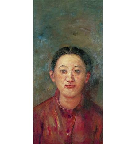 人像 human figure by liu jianping
