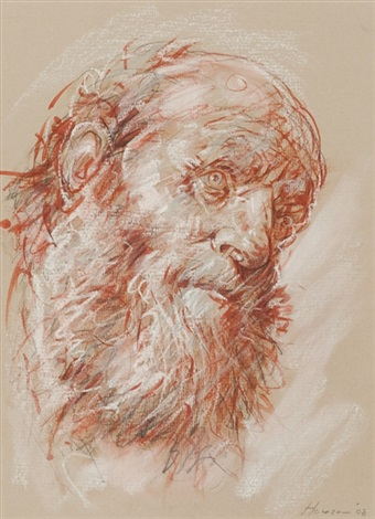 the apostle peter by peter howson