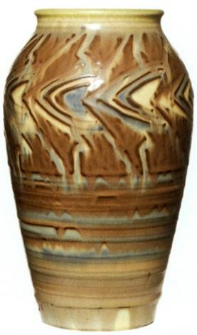Vase By Elizabeth Barrett By Rookwood Pottery On Artnet