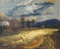 wegenaanleg van strabeek by charles eyck
