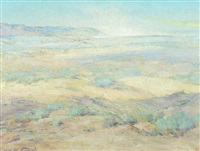 flowering dunes by bertha menzler peyton