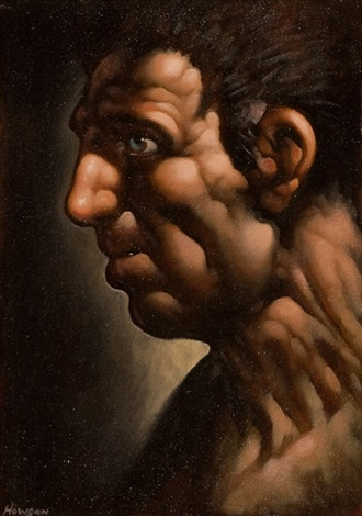 severus by peter howson