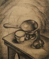 stillife by toon van den muysenberg