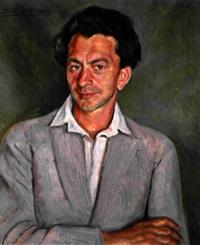portrait des issay dobrowen by walter wäntig
