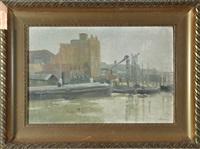 rheinischer industriehafen by josef cassar