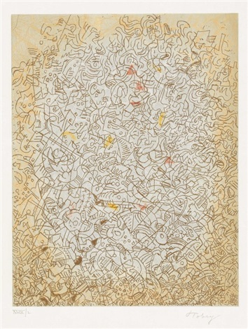 to life by mark tobey