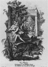 die fünf sinne by jeremias wachsmuth