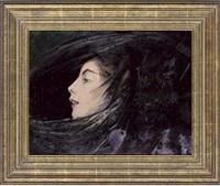 the black veil by rosita marlborough