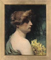 flora by william barnes boadle