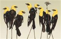 untitled (birds) by paul pletka