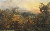 die schlacht von zama by françois nicolas chifflart